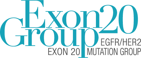Exon 20 Group GFR/HER2 Exon 20 Mutation Group